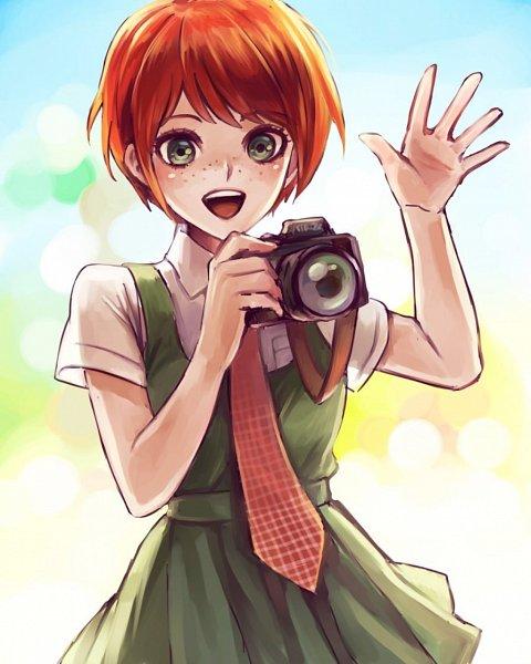 Tags: Anime, Super Danganronpa 2, Koizumi Mahiru