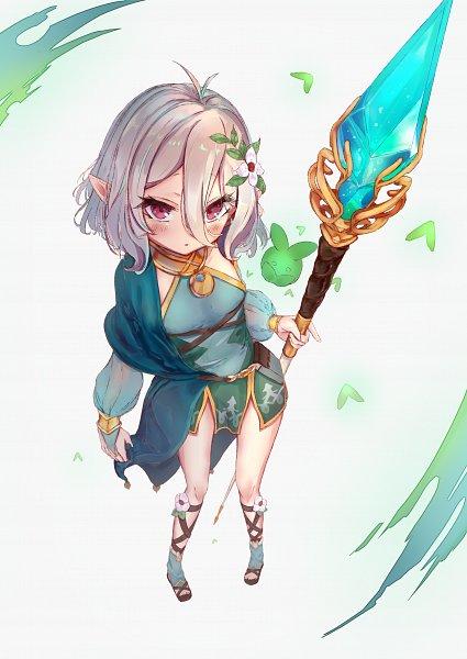 Tags: Anime, Pixiv Id 31832981, Princess Connect! Re:Dive, Natsume Kokoro (Princess Connect), Kokkoro (Princess Connect), Pixiv