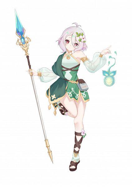 Tags: Anime, Pixiv Id 41189330, Princess Connect! Re:Dive, Natsume Kokoro (Princess Connect), Kokkoro (Princess Connect), Fanart From Pixiv, Pixiv, Fanart