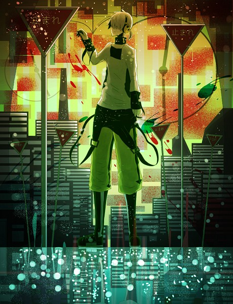 "Tags: Anime, 1214narumi, Kagerou Project, Kokonose ""Konoha"" Haruka"