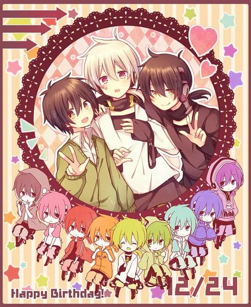Tags: Anime, Pixiv Id 7557952, Kagerou Project, Dark Konoha, Kokonose