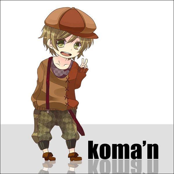 Koma'n - Nico Nico Singer