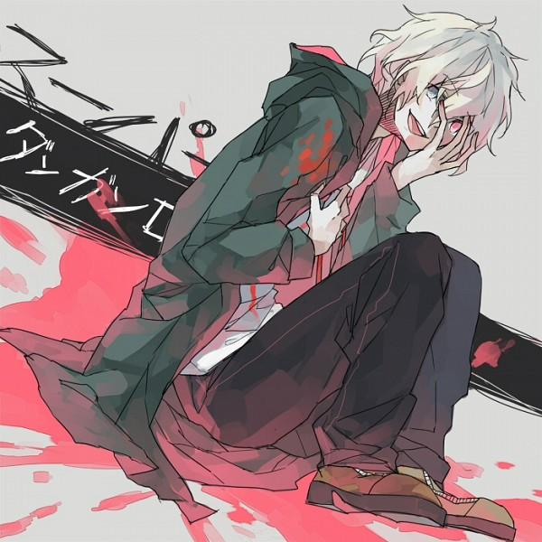Tags: Anime, Shrie, Super Danganronpa 2, Komaeda Nagito, Fanart From Pixiv, Pixiv, Fanart