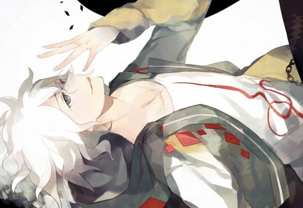 Tags: Anime, Minatsume, Super Danganronpa 2, Komaeda Nagito, Pixiv, Fanart, Fanart From Pixiv