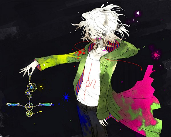 Tags: Anime, Vv998vv, Super Danganronpa 2, Komaeda Nagito, Fanart, Fanart From Pixiv, Pixiv