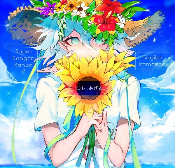 Tags: Anime, Pixiv Id 1423276, Super Danganronpa 2, Komaeda Nagito, Fanart From Pixiv, Pixiv, Fanart