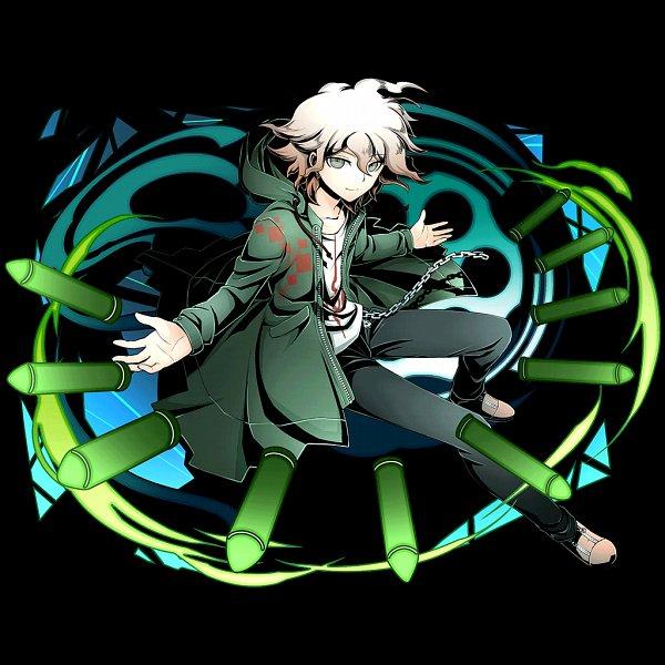 Tags: Anime, Super Danganronpa 2, Divine Gate, Komaeda Nagito, Base Card