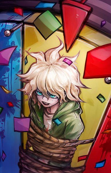 Tags: Anime, Riyuta, Super Danganronpa 2, Komaeda Nagito, Roulette, Wheel