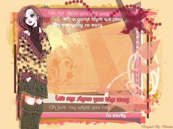 Tags: Anime, NANA (Series), Komatsu Nana, Wallpaper