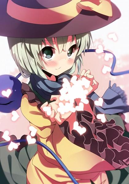 Tags: Anime, Sil, Touhou, Komeiji Koishi, Pixiv, Fanart, Fanart From Pixiv, Koishi Komeiji