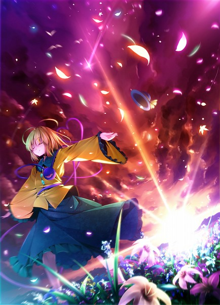 Tags: Anime, ryosios, Touhou, Komeiji Koishi, Pixiv, Mobile Wallpaper, Fanart From Pixiv, Fanart, Koishi Komeiji