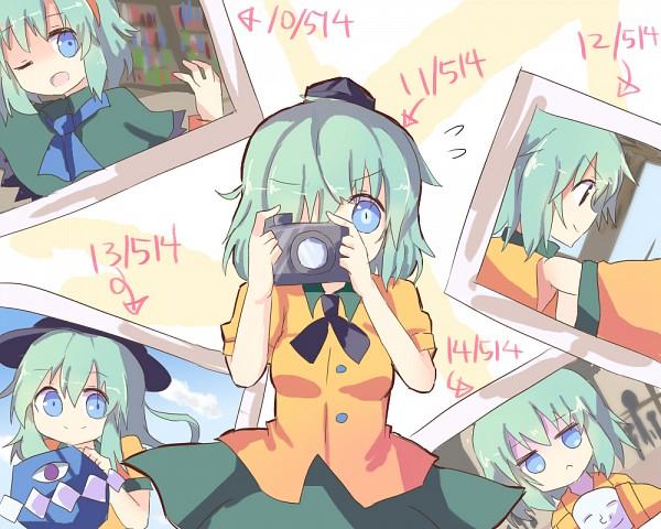 Tags: Anime, Pixiv Id 5143978, Touhou, Komeiji Koishi, 1000x800 Wallpaper, Alice Margatroid (Cosplay), Touhou (Cosplay), Pixiv, Fanart From Pixiv, PNG Conversion, Fanart, Koishi Komeiji