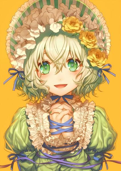 Tags: Anime, Kikugetsu, Touhou, Komeiji Koishi, Poke Bonnet, Mobile Wallpaper, Fanart From Pixiv, Fanart, PNG Conversion, Twitter, Pixiv, Requested Upload, Koishi Komeiji