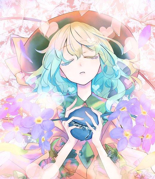 Tags: Anime, rion (glayjirobass), Touhou, Komeiji Koishi, Fanart, Fanart From Pixiv, Pixiv, Koishi Komeiji