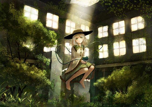 Tags: Anime, Pixiv Id 1844843, Touhou, Komeiji Koishi, Fanart, Fanart From Pixiv, Pixiv, Koishi Komeiji