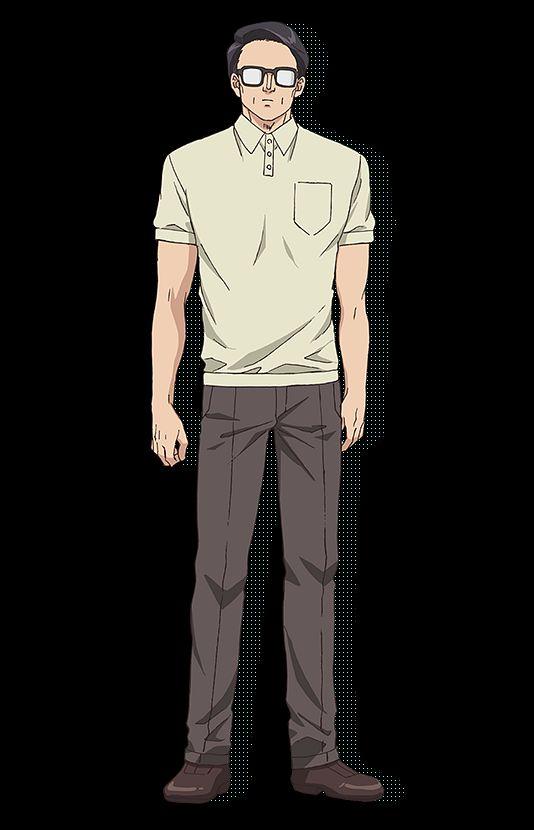 Komi Masayoshi - Komi-san wa Comyushou desu.