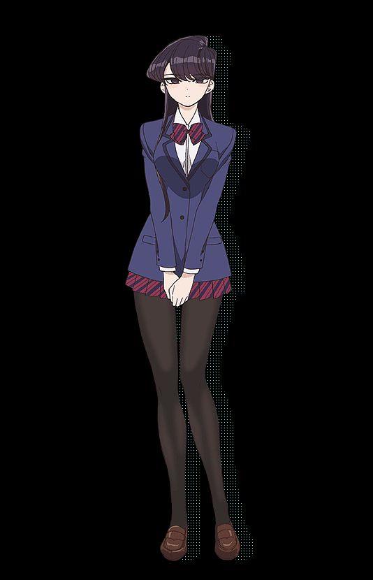 Komi Shouko - Komi-san wa Comyushou desu.