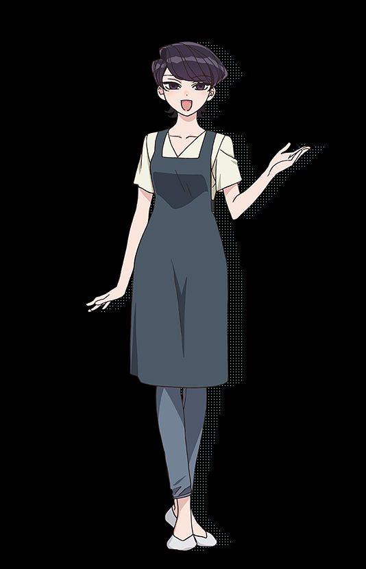 Komi Shuuko (Shuuko Komi) - Komi-san wa Comyushou desu.