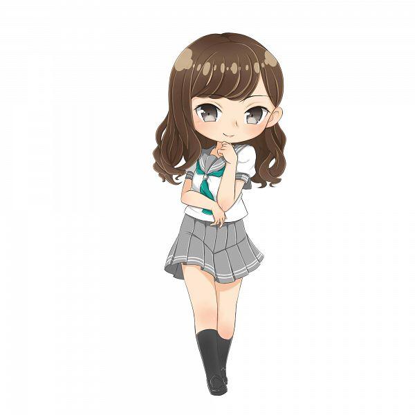 Komiya Arisa (Character) (Arisa Komiya (character)) - Female