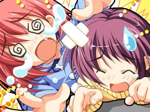 Tags: Anime, Mikeou, Marmalade, Kon Neko, Yuuki Nako, Kawahara Touka, CG Art