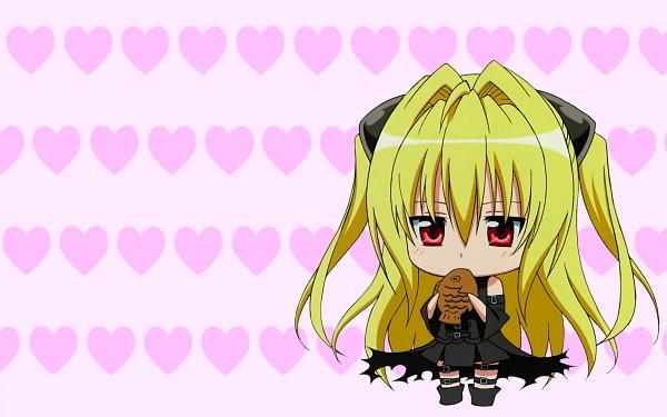 Tags: Anime, To LOVE-Ru, Konjiki no Yami, Wallpaper