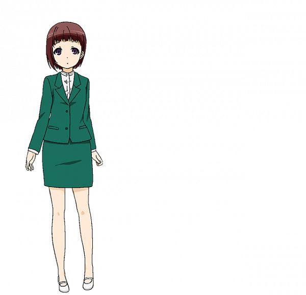 Konno Yayoi - Miss Monochrome