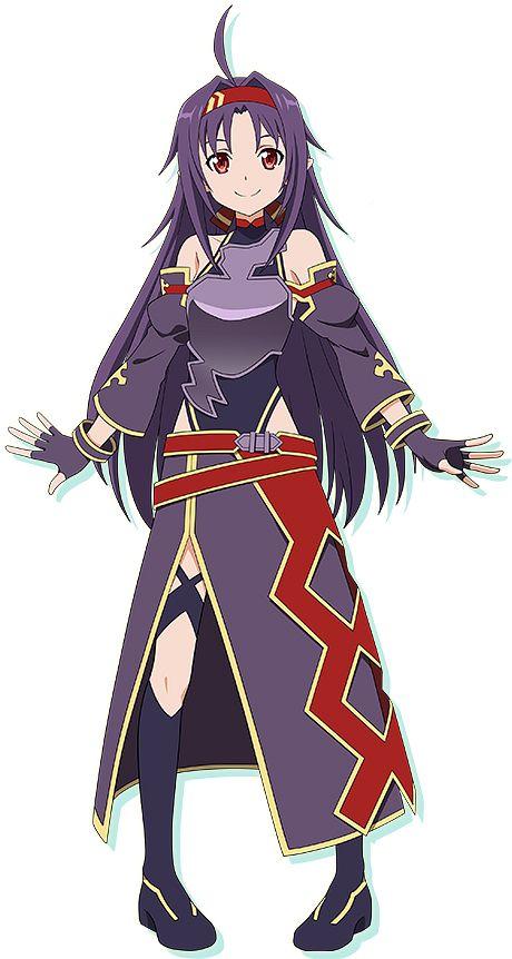 Konno Yuuki - Sword Art Online