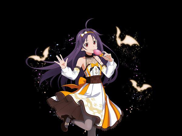 Tags: Anime, Bandai Namco Entertainment, Sword Art Online, Sword Art Online: Alicization Blading, Konno Yuuki, 1920x1440 Wallpaper, Gray Legwear, Facebook Cover, Wallpaper, Official Art