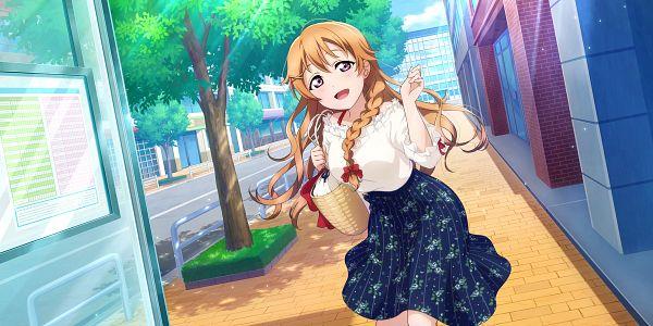 Tags: Anime, KLab, Love Live! School Idol Festival ALL STARS, Konoe Kanata, Official Card Illustration, Official Art
