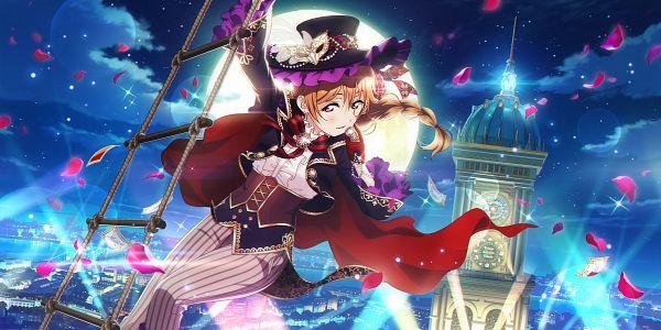 Tags: Anime, KLab, Love Live! Nijigasaki Gakuen School Idol Doukoukai, Love Live! School Idol Festival ALL STARS, Konoe Kanata, Official Card Illustration, Official Art
