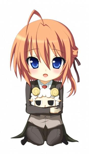 Tags: Anime, Kuena, Mayo Chiki!, Konoe Subaru, Mobile Wallpaper