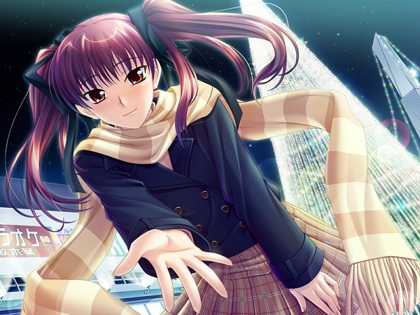Tags: Anime, Tsuyokiss, Konoe Sunao, CG Art