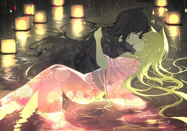 Tags: Anime, Senya Fuurin, Konohana Kitan, Yuzu (Konohana Kitan), Satsuki (Konohana Kitan)