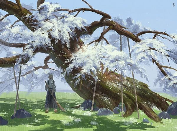 Tags: Anime, seeker (Pixiv694807), Touhou, Konpaku Youki, Gardening, Pixiv, Fanart From Pixiv, Fanart