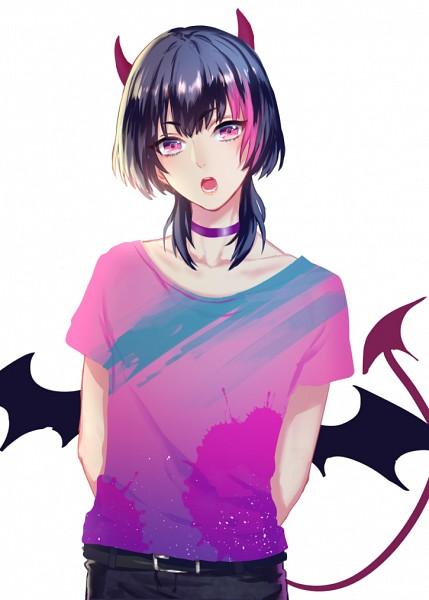 Tags: Anime, Akano Sakura, B-Project, Korekuni Ryuuji, PNG Conversion, Mobile Wallpaper, Fanart