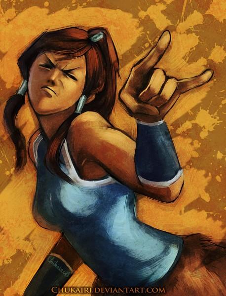 Tags: Anime, Chukairi (Artist), Avatar: The Legend of Korra, Korra, deviantART, Fanart