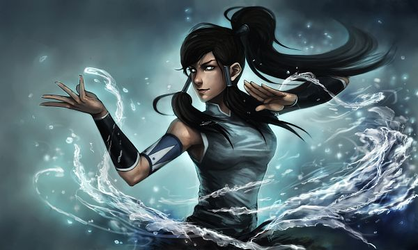 Korra - Avatar: The Legend of Korra