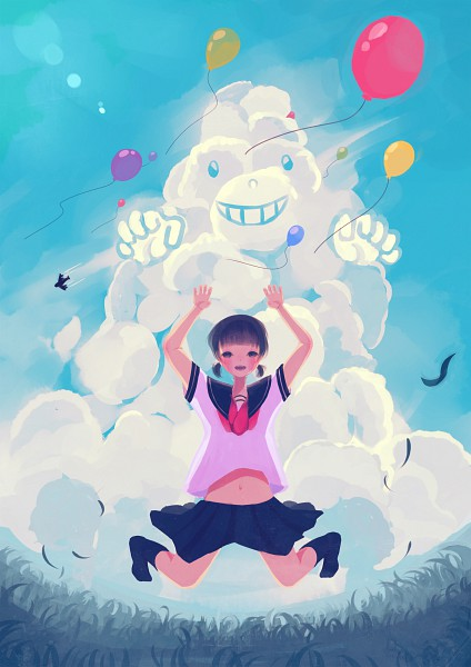 Tags: Anime, Kosame Kasako, Original