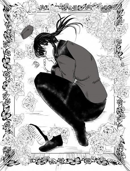 Tags: Anime, Pixiv Id 12605712, Enen no Shouboutai, Kotatsu Tamaki, Pixiv