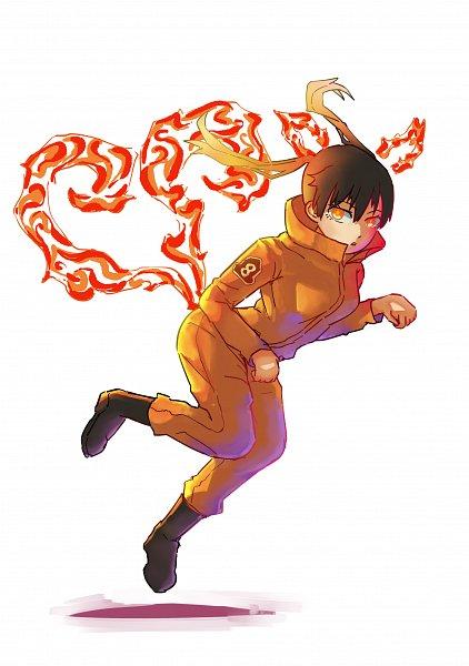 Tags: Anime, Pixiv Id 18192079, Enen no Shouboutai, Kotatsu Tamaki, Pixiv