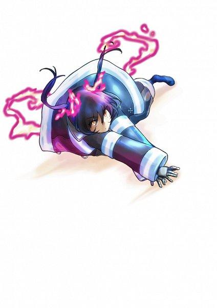 Tags: Anime, Pixiv Id 39310963, Enen no Shouboutai, Kotatsu Tamaki, Pixiv