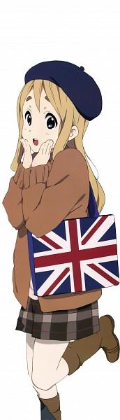 Tags: Anime, Horiguchi Yukiko, K-ON!, Kotobuki Tsumugi