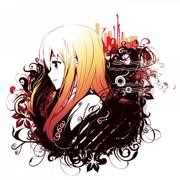 Tags: Anime, Drpow, K-ON!, Kotobuki Tsumugi, Fanart, Pixiv