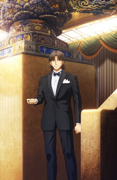 Tags: Anime, ufotable, Fate/stay night : Heaven's Feel - III Spring Song, Fate/stay night : Heaven's Feel, Fate/stay night, Kotomine Kirei, Product Advertising, Twitter, Official Art