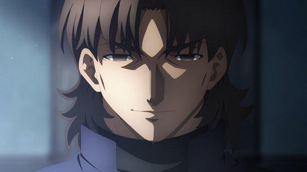 Tags: Anime, ufotable, Fate/stay night : Heaven's Feel - III Spring Song, Fate/stay night : Heaven's Feel, Fate/stay night, Kotomine Kirei, Screenshot