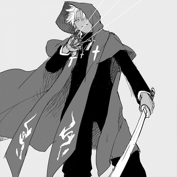 Tags: Anime, Ei1023, Fate/Apocrypha, Kotomine Shirou (Fate/Apocrypha)