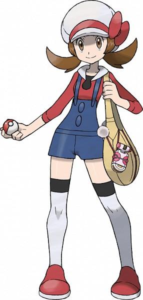 Kotone (Pokémon) - Pokémon Gold & Silver