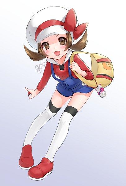 Tags: Anime, Pixiv Id 959262, Pokémon Gold & Silver, Pokémon, Kotone (Pokémon)