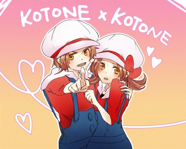 Tags: Anime, Pixiv Id 454416, Pokémon, Kotone (Pokémon)