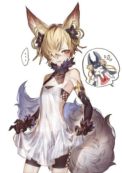 Kou granblue fantasy image 2198161 zerochan anime - Granblue fantasy yuel wallpaper ...